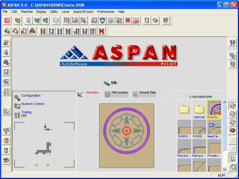 ASPAN (LPT hardlock dongle) (c) AutoSoftware SRL *Dongle Emulator (Dongle Crack) for Aladdin Hardlock*
