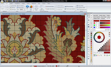 Booria Carpet Designer 2005 v.5.4.3 (c) Booria CAD/CAM Systems *Dongle Emulator (Dongle Crack) for Aladdin Hardlock*