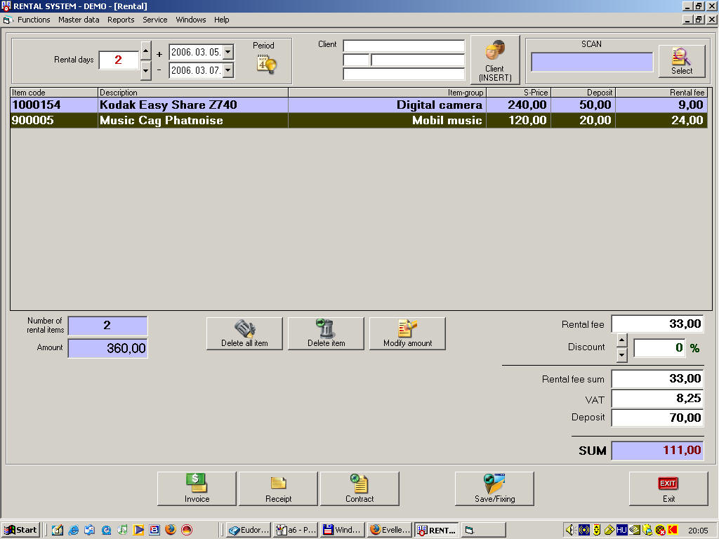 PC Rental Pro (c) VisualAid Software Ltd. *Dongle Emulator (Dongle Crack) for Eutron SmartKey*