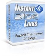 Instant Blog Links Full Latest Version