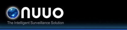 NUUO Intelligent Video Surveillance (IVS) 4.1.0 *Maximum IVS license*