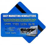 Easy Marketing Newsletters Full Ebook