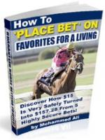 Horse Betting Racing System Full Ebook