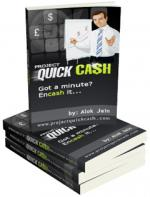 Project Quick Cash Full Ebook