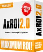 Axandra's Marketing ROI Optimizer Full Latest Version
